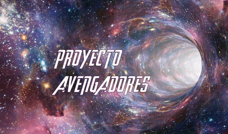 Proyecto Avengadores – 2 personas